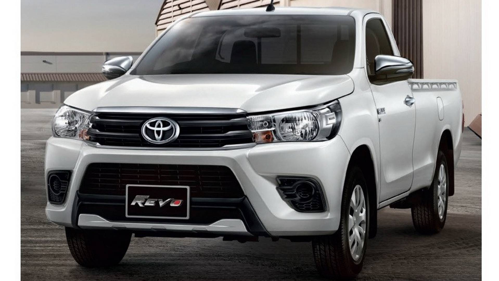 2018 Hilux Facelift South Africa