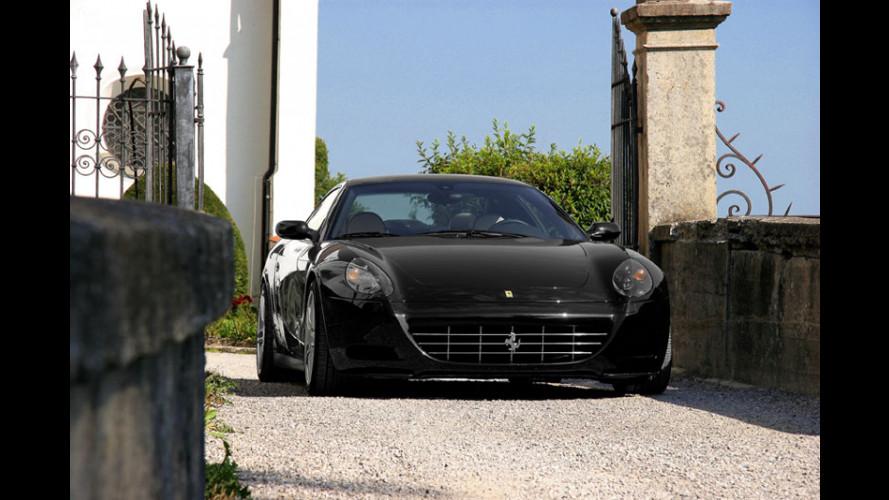 Ferrari F612 Scaglietti Novitec