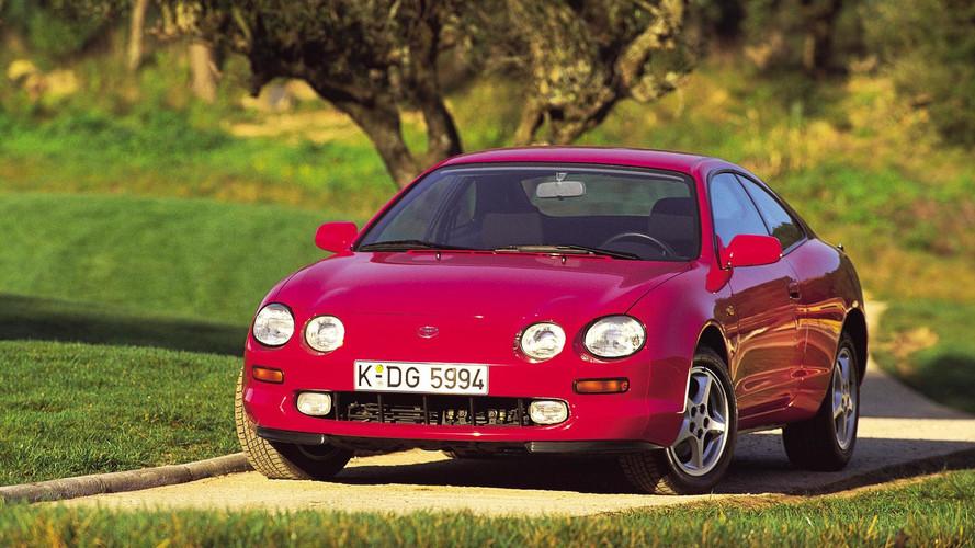 Toyota - Bientôt le retour de la Celica ?
