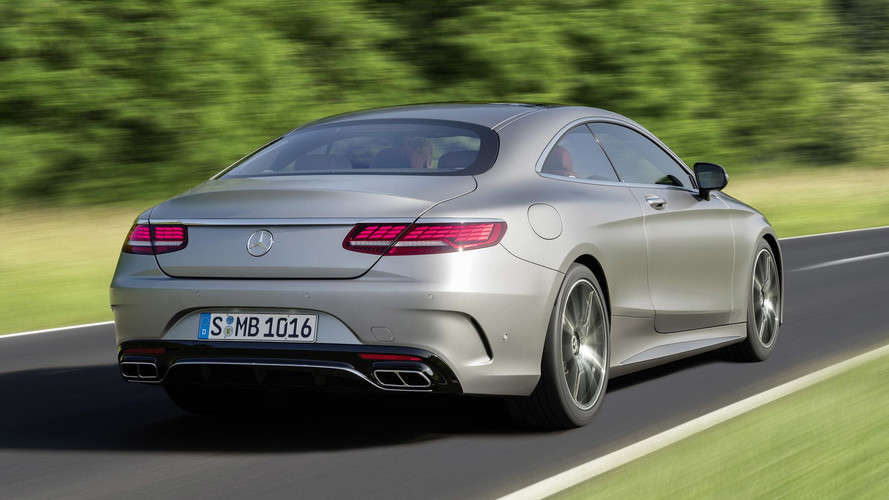 2018 Mercedes-Benz S-Serisi Coupe