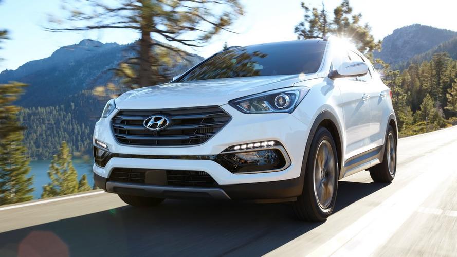 Hyundai Santa Fe é convocado por risco de quebra do volante