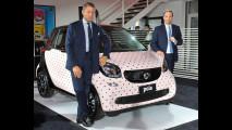 smart fortwo: elegante o eccentrica, by Garage Italia Customs