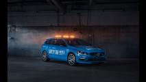 Volvo V60 Polestar, la Safety Car del Campionato Turismo