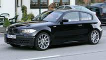 SPY PHOTOS: BMW 135ti 3-Door Hatch