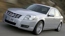 Luxury Executive Cadillac BLS and SRX
