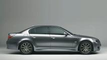 BMW Concept M5 Unveiled at Geneva