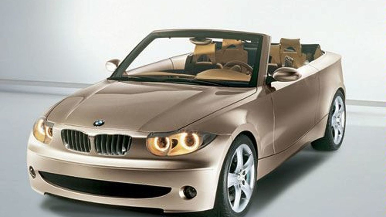 BMW CS1 Concept Car