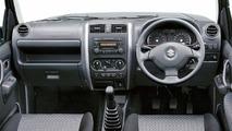 Suzuki Jimny Estate Interior