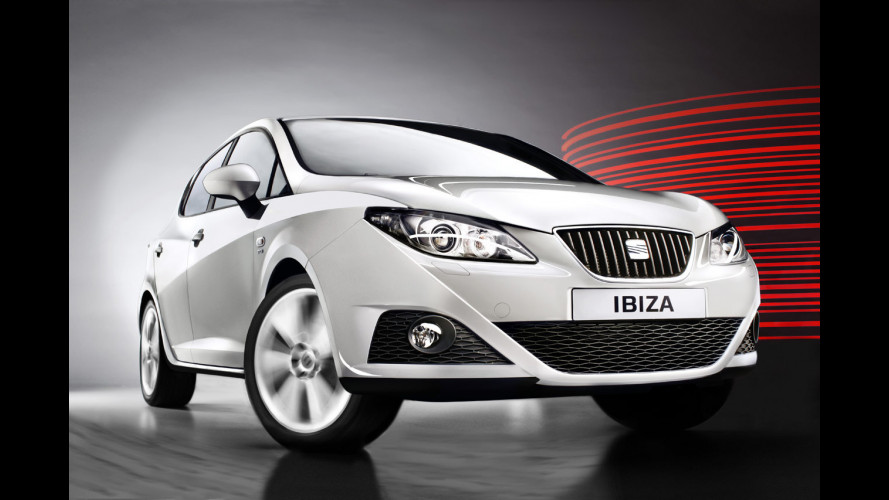 Nuova Seat Ibiza: 50.000 km