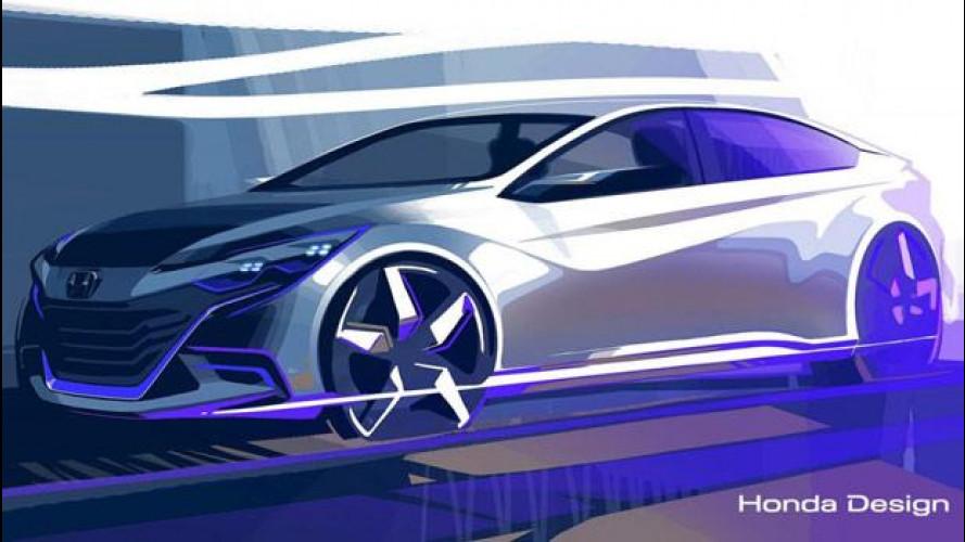 Honda, una nuova concept al Salone di Pechino