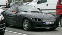 SPY PHOTOS: BMW Z4 with Roof Down