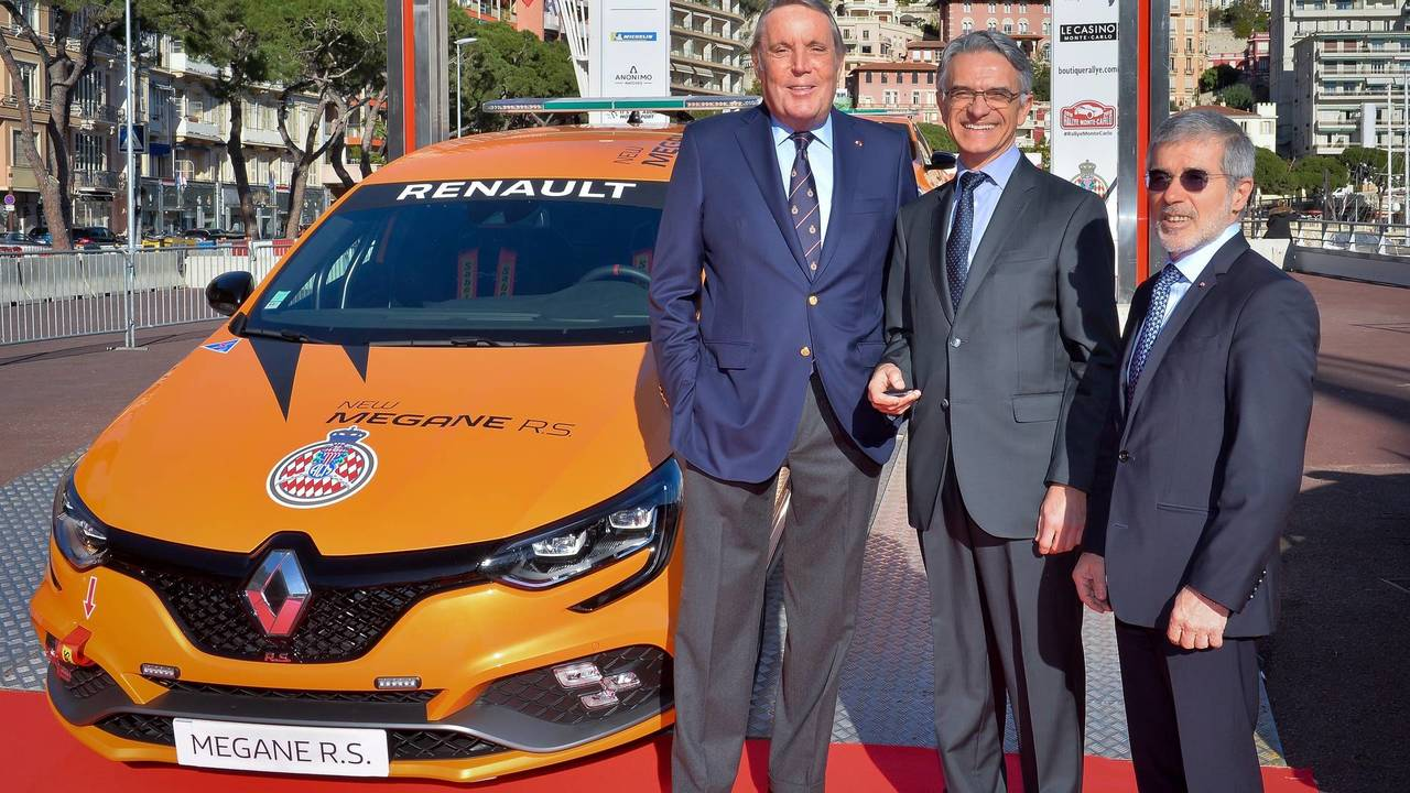Renault Mégane RS pour l'ACM
