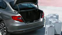 4.- Fiat Tipo 4 puertas: 520 litros de maletero