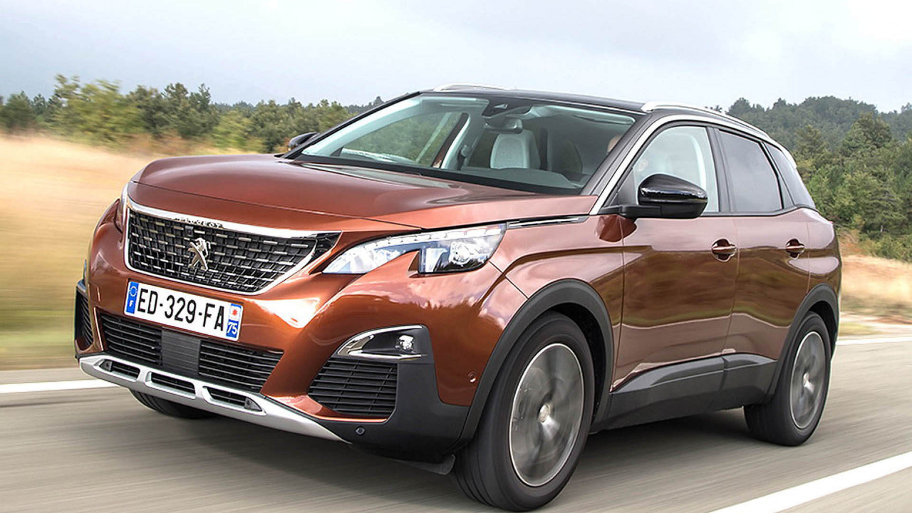 Auto des Jahres 2017: Peugeot 3008