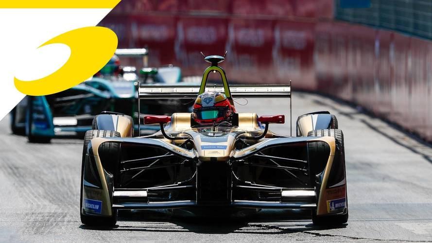 Formula E, Vergne trionfa in terra cilena