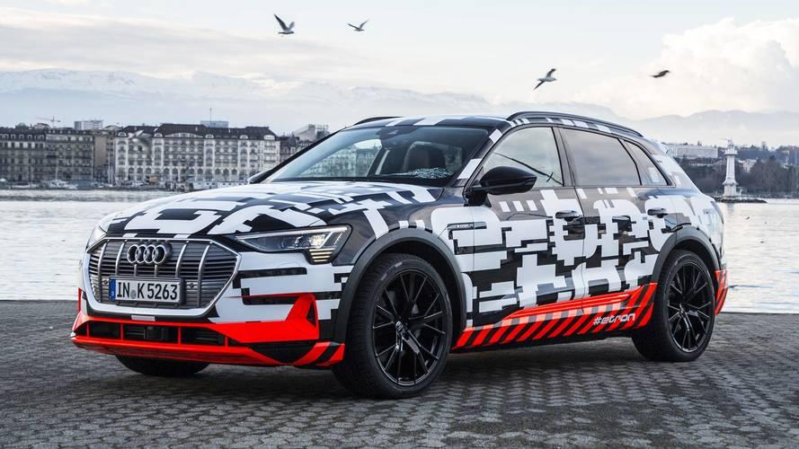 Audi ambitionne 800'000 ventes de voitures électrifiées par an d'ici à 2025