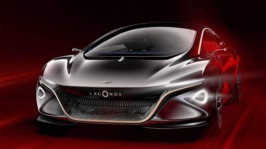 Dieser Lagonda-Keil könnte 2021 starten