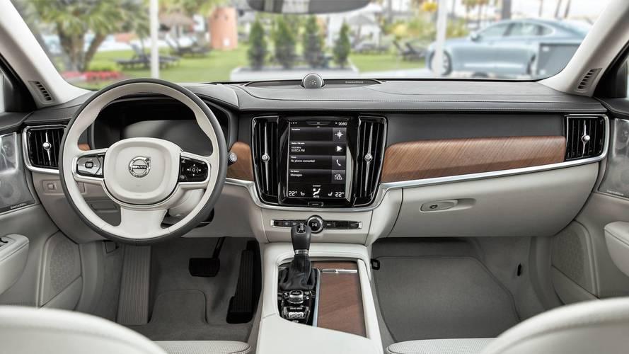 Comparativa: Volvo V60 Vs. V90, cara a cara