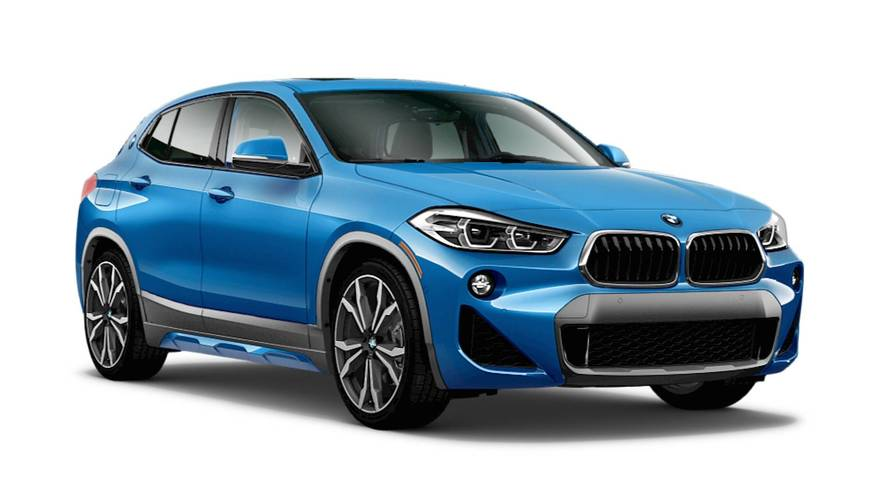 Most Expensive BMW X2 Costs $53,075