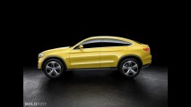 Mercedes-Benz GLC Coupe Concept