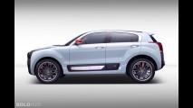 Qoros 2 SUV PHEV Concept
