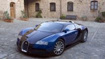 Bugatti Veyron wheel cufflinks