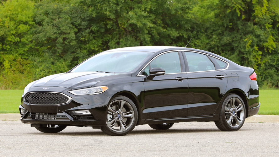 Ford Recalls 1.4M Cars Because The Steering Wheel Could Come Off