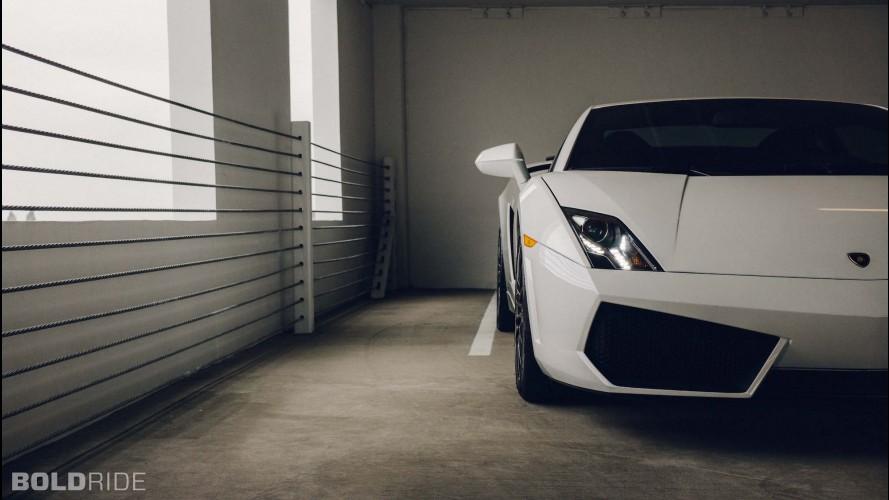Lamborghini Gallardo crowned 'nation's favourite' supercar