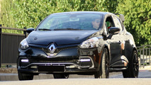 Renault Clio RS 16 Production Spy Pic