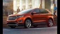 Novo Ford Edge fica mais bonito, tecnológico e ganha motores EcoBoost