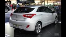 Salão do Automóvel: Hyundai mostra Novo i30 com motor 1.6 Flex (Atualizado com mais fotos)