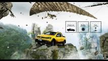 Volkswagen oferece roteiro de aventura para quem comprar Saveiro Cross
