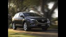 Mazda divulga imagens do CX9 reestilizado