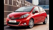 Toyota deverá produzir na França Yaris destinado aos Estados Unidos