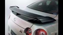 Nissan revela oficialmente o GT-R 2011
