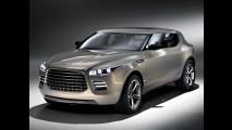 Aston Martin negocia parceria com Mercedes para desenvolver inédito SUV