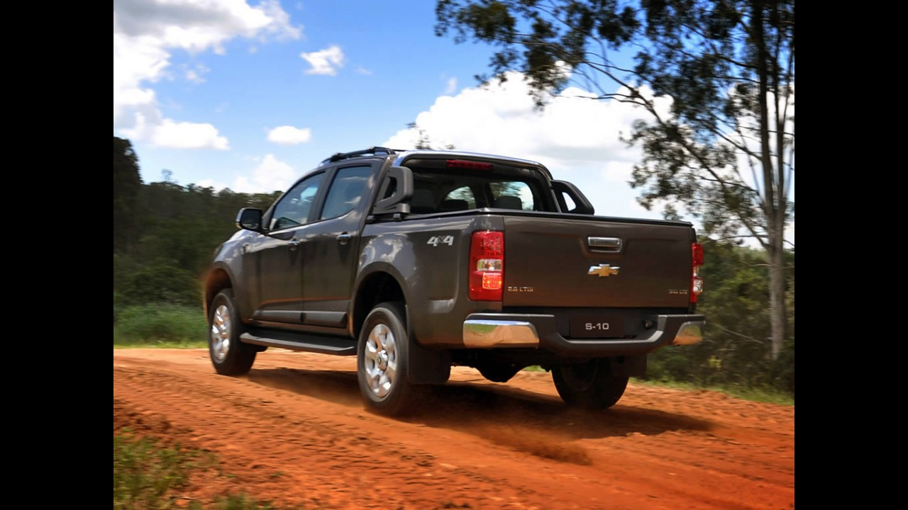 Análise CARPLACE (picapes): Hilux encosta na S10; Strada domina 60% do segmento