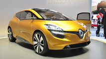 Renault R-Space Concept live in Geneva - 1.3.2011