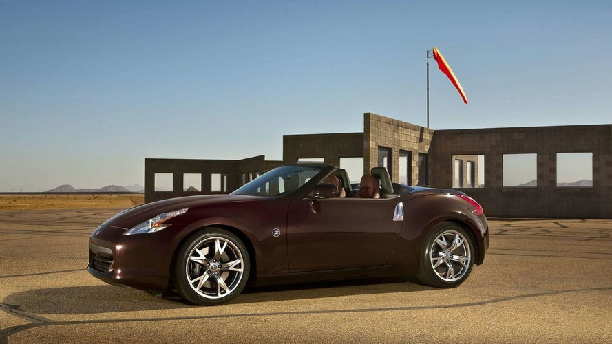 2010 Nissan 370Z Roadster Revealed