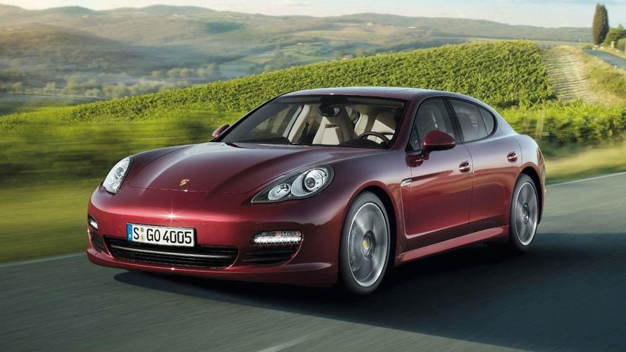 Porsche developing lightweight MSB platform for next-gen Panamera - report