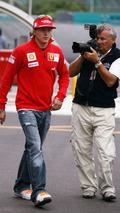 Kimi Raikkonen (FIN), Räikkönen, Scuderia Ferrari, Japanese Grand Prix, Thursday, 01.10.2009 Suzuka, Japan