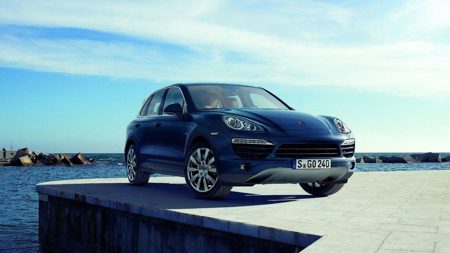 Porsche Cayenne diesel, hybrid and turbo upgraded