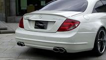 Mercedes CL Widebody by Vitt Performance