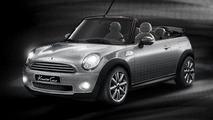 MINI Convertible designed by Kenneth Cole 18.06.2010