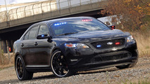 Ford Taurus Police Interceptor Stealth Concept