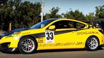 2010 Gogogear Racing Hyundai Genesis Coupe - SEMA 2010