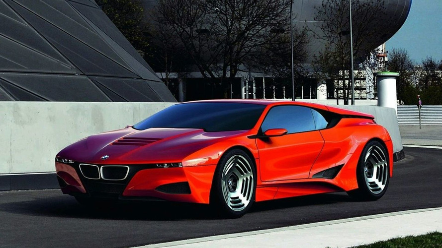 BMW Supercar Coming in 2012?