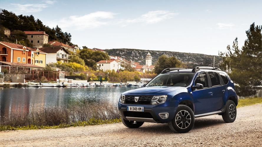 Dacia Duster'a bir ödül daha
