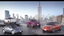 VW Fusca ganha quatro novas versões em Nova York