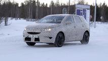 2017 Opel Grandland X spy photo